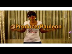 """Teedra Moses In New Orleans """"Shouts Out"""" Producer Pauleon"""