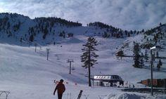 Mt. Rose Ski Tahoe, where I learned to skii