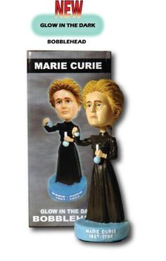 "Marie Curie Glow in the Dark 7"" Science Bobblehead in Collector's Box , http://www.amazon.com/dp/B007C7V5U8/ref=cm_sw_r_pi_dp_ix.Uqb1D7EHN8"