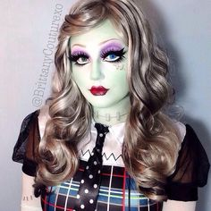#Halloween #SephoraSelfie look by brittanycouturexo. Tag your pics with #SephoraSelfie for a chance to be featured!