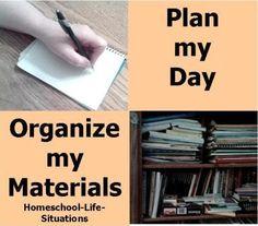 Homeschool Organization for a Successful Year