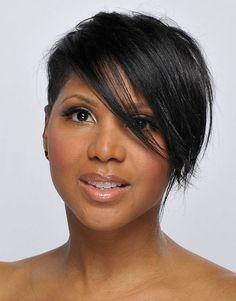 nice Short Hairstyles For Black Women 2012-2013 - Stylendesigns.com! Check more at http://www.stylendesigns.com/short-hairstyles-for-black-women-2012-2013/