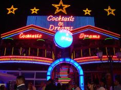 Cocktails and dreams in Laganas! I think this is the last place I remember of my birthday night out!