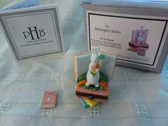 Pat The Bunny PHB Trinket Box, by Midwest of Cannon Falls
