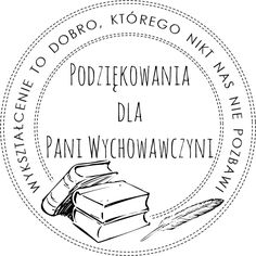 Digi stemple by Novinka: Dla Nauczycieli- podziękowania