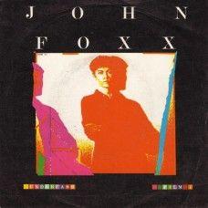 "7"" 45RPM Underpass/Film One by John Foxx from Metal Beat/Virgin Records (VS 318)"