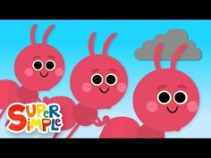 The Ants Go Marching | Kids Songs | Super Simple Songs - YouTube