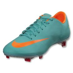 differently c5fa0 cc4d6 (Limited Supply) Click Image Above: Nike Mercurial Miracle Iii Fg -  Retro/total Orange/challenge Red 12