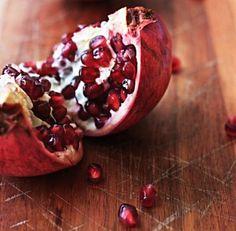 Homemade Grenadine and Pomegranate