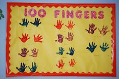100th day of school preschool and Kindergarten ideas