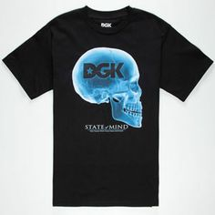 55cee4263312a4 DGK State of Mind Mens T-Shirt