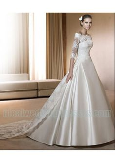Basic Description: This brand new custom made lace dress features its amazing elegant bodice and back design by high quality lace material.This white wedding dress can also be used for destination wedding dresses and formal wedding dresses.  Color: Wh modelgelin.com