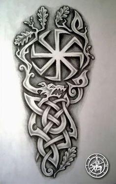 Tribal Sleeve Tattoos, Skull Tattoos, Body Art Tattoos, Belly Tattoos, Wing Tattoos, Eagle Tattoos, Zodiac Tattoos, Animal Tattoos, Slavic Tattoo