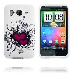 Symphony (To Hjerter) HTC Desire HD Deksel Htc Desire Hd, Iphone