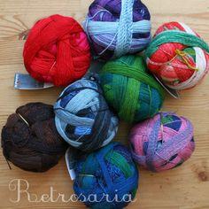 Zauberball 100 Schoppel Wolle – Retrosaria