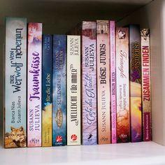 Meine Babys. #shelfie #neuesbuch #urbanfantasy #gayromance #gayromancenovel #bookstagram #ilovebooks #booklove #bookaholic #bücherwurm #bücherliebe #bibliophile #büchersüchtig #bücher #writersofinstagram #lesen #instabook