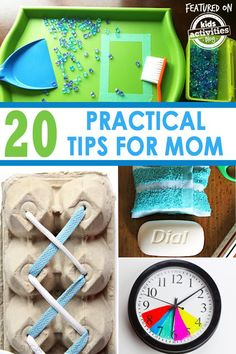 20 Practical Mom Tip
