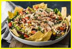 taco salad recipe chicken-#taco #salad #recipe #chicken Please Click Link To Find More Reference,,, ENJOY!!