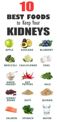 10 BEST FOODS TO KEEP YOUR KIDNEYS HEALTH Here are 10 of the best foods for people with kidney problems. Cauliflower is a nutritious vegetable that is high in many nutrients, including vitamin C, vitamin K and the B vitamin folate. Foods Good For Kidneys, Healthy Kidneys, Healthy Eating, Clean Eating, Foods That Heal, Healthy Kidney Diet, Food For Kidney Health, Kidney Foods, Kidney Friendly Foods