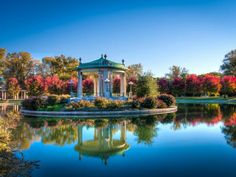 "No. 6: Forest Park, St. Louis | Open since 1876, Forest Park is known as ""the heart of St. Louis"" and features a variety of stellar attractions, including the St. Louis Zoo, the St. Louis Art Museum, the Missouri History Museum, and the St. Louis Science Center. With 12 million annual visitors, it is tied for sixth in the list of most-visited city parks."