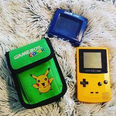 Rodzinne skarby. #neiragra #GameBoy #Pokemon #Nintendo #gaming #retrogaming #console #handheld #Pikachu