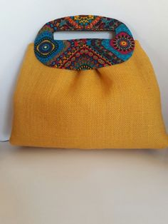 Handmade in South Africa by Star of Suza bag purse - Women's Handbags Diy Clutch, Handmade Clutch, Handmade Bags, Clutch Purse, Cluch Bag, Clutch Bag Pattern, African Accessories, Potli Bags, Handbag Patterns