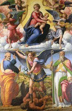 Arte religioso a fines del Renacimiento.