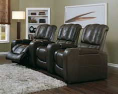 Palliser Channel 41401 Contemporary Home Theater Recliners Theatre Room Seating, Home Theater Setup, Best Home Theater, Home Theater Speakers, Home Theater Rooms, Theater Seats, Home Theater Furniture, Online Furniture, Theater Recliners