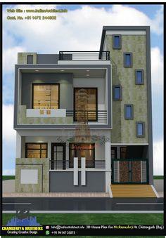 Architect Design House, Simple House Design, Bungalow House Design, Modern House Design, House Elevation, Front Elevation, Building Elevation, House Main Gates Design, House Front Design