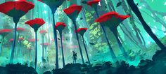 ArtStation - Green sketches , Anton Fadeev
