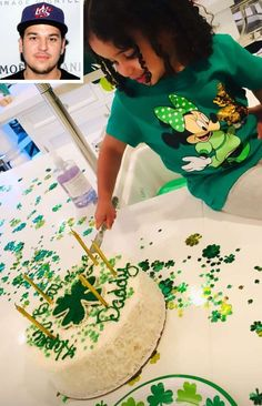 Dream Kardashian Throws Dad Rob an Early St. Patrick's Day Birthday Party: 'Thank You Dreamy' Khloe Kardashian Show, Robert Kardashian, Happy Birthday Daddy, Special Birthday, Las Jenner, Celebrity Moms, Beautiful Babies, Sons