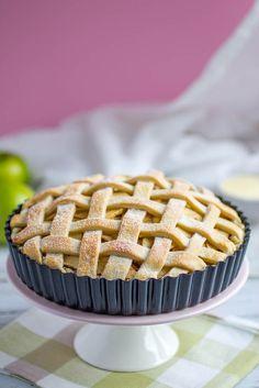 Vegan apple pie? Yes, please!
