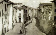 Granada en blanco y negro: Calle Reyes Católicos ( 1865 )