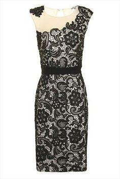 Paper Dolls Lace Overlay Embellished Dress from www.vestryonline.com/