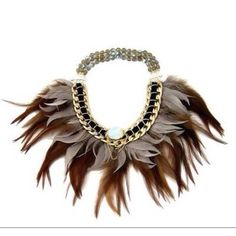 Feather Neclace