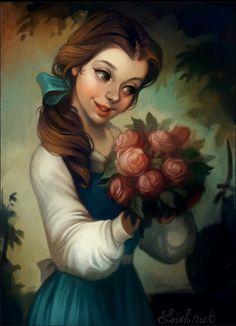 Walt Disney Princess Belle