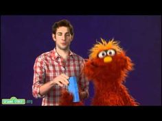 Sesame Street:  Learning About Antonyms