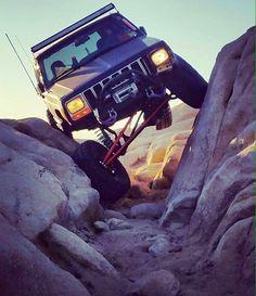 Jeep Freak of the Day! Jeep Xj Mods, Jeep Wj, Jeep Truck, 4x4 Trucks, Jeep Cherokee Xj, Cool Jeeps, Jeep Wrangler Unlimited, Jeep Life, Jeeps