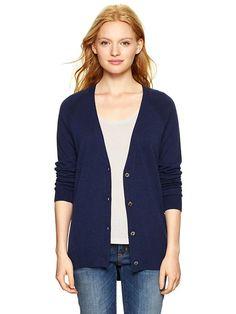Eversoft V-neck cardigan Product Image