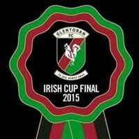 Glentoran FC, Irish cup final 2015, Come on you Glens.