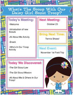 girl scout daisy meeting rules Become a girl scout cookies daisy day at tacoma nature center new maker space for girl scouts of western washington encourages curiosity in stem fields.