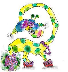 Gracie Giraffe