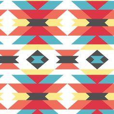 Michelle Engel Bencsko - Enchanted - Serape in Multi. Great fabric from Hawthorne Threads.