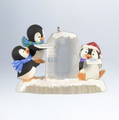 2012 Postal Penguins - to compliment series