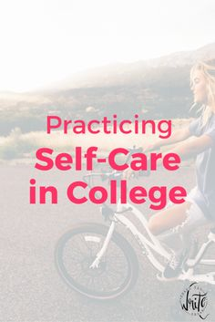 Practicing Self-Care in College Taking care of yourself as a college student is important if you want to get good grades, study effectively, and learn the material in class. Make sure your brain and body are up-to-par with these tips. Click through to r College Survival Guide, College Guide, College Success, College Hacks, College Binder, College Semester, Freshman Year, College Essentials, University Life