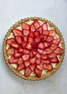 strawberry mascarpone tart by kellybakes, via Flickr #brunchweek