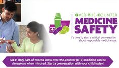 These over the counter medicine safety tips remind parents of the importance of teaching responsible medicine use to children before selfadministration.