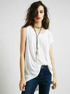 Free People We The Free Show Off Tank, £48.00