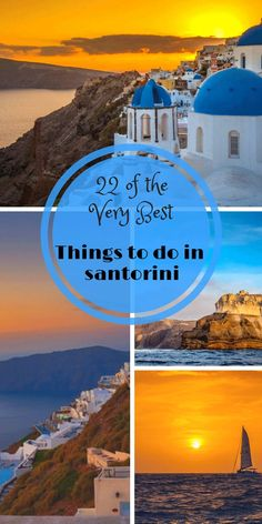 The very best things to do in Santorini, Greece Looking for things to do in Santorini? This comprehensive guide suggest what to do in Santorini, where to stay and what to see Santorini Honeymoon, Greece Honeymoon, Santorini Travel, Greece Vacation, Greece Travel, Greece Beaches, Greece Trip, Greece Hotels, Greece Cruise