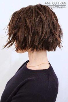 Corto Balyaged pelo para el 2014